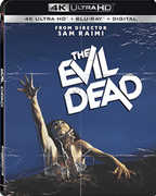 The Evil Dead , Bruce Campbell
