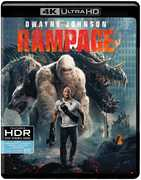 Rampage , Dwayne Johnson