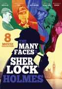 The Many Faces of Sherlock Holmes: 8 Movie Collection , Basil Rathbone