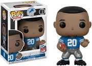 FUNKO POP! SPORTS: NFL Legends - Barry Sanders (Lions Home)
