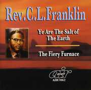 Ye Are The Salt Of The Earth/ The Fiery Furnace