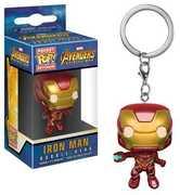FUNKO POP! KEYCHAIN MARVEL: Avengers Infinity War - Iron Man