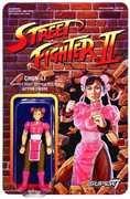 Super7 - ReAction - Street Fighter II Championship Edition ReAction Figures - Chun-Li
