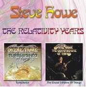 The Relativity Years , Steve Howe
