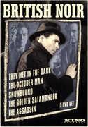 British Noir , James Mason