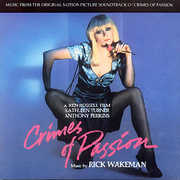 Crimes Of Passion , Rick Wakeman