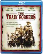 The Train Robbers , John Wayne
