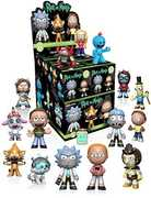 FUNKO MYSTERY MINIS: Rick and Morty S1 -12PC (One Figure Per Purchase)