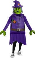 LEGO - LEGO Guy Witch Classic (Child Size Small, 4-6)