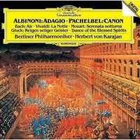 Herbert von Karajan - Albinoni: Adagio / Pachelbel: Canon (Shm) (Jpn)