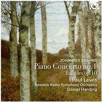 Brahms - Piano Concerto No.1, Ballades Op.10