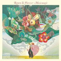 Return To Forever - Musicmagic (Hol)