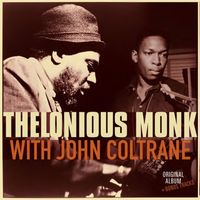 Thelonious Monk - With John Coltrane (Hol)