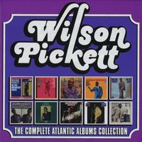Wilson Pickett - Complete Atlantic Albums Collection (Box) (Uk)