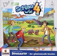 Schlau Wie Vier - 001/Dinosaurier: Der Geheimnisvolle Knoc