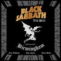Black Sabbath - The End [2CD]