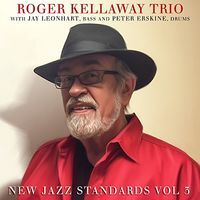 Roger Kellaway - New Jazz Standards 3