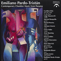 Emiliano Pardo-Tristan - Contemporary Chamber Music Fro
