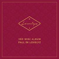 Lovelyz - Fall In Lovelyz (Asia)