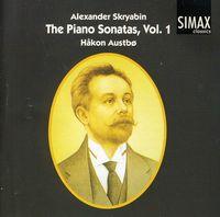 A. Acriabin - V.1: Piano Sonatas - Nos 1 4 5 7 9