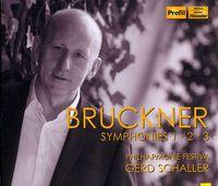 Gerd Schaller - Symphonies 1 & 2 & 3