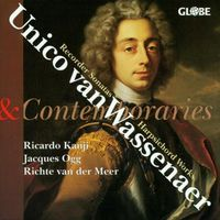 Wassenaer - Dutch Recorder Sonatas & Harpsichord Works