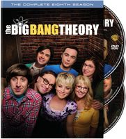 The Big Bang Theory [TV Series] - The Big Bang Theory: The Complete Eighth Season