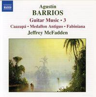 Jeffrey Mcfadden - Guitar Music 3