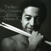 Tony Williams - Believe It [Import]