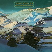 John Denver - Rocky Mountain Christmas [Colored Vinyl] (Gate) [Limited Edition] [180 Gram]