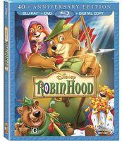 Robin Hood [Disney Movie] - Robin Hood