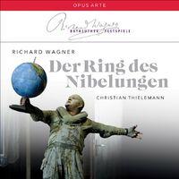 Motley Crue - Wagner, R. : Der Ring Des Nibelungen CD