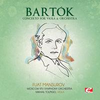 Bartok - Concerto for Viola & Orchestra