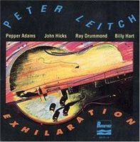 Peter Leitch - Exhilaration