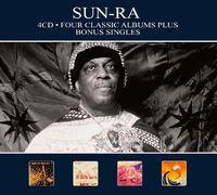 Sun Ra - 4 Classic Albums Plus (Dig) (Ger)