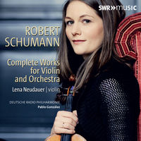 Schumann - Complete Works For Violin & Orchestra