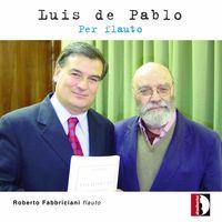 Roberto Fabbriciani - Per Flauto