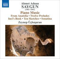Zeynep Ucbasaran - Piano Music