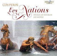 Musica Ad Rhenum - Les Nations
