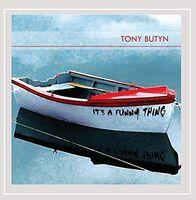 Tony Butyn - It's a Funny Thing
