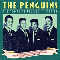 Penguins - Complete Releases 1954-62