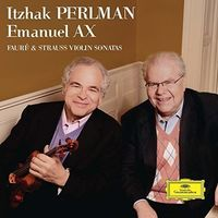 Itzhak Perlman - Faure & Strauss: Violin Sonatas (Shm) (Jpn)