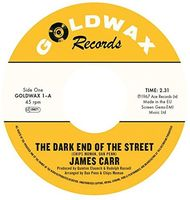 James Carr - Dark End Of The Street / You've Got My Mind Messed Up