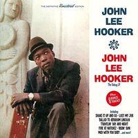 John Lee Hooker - John Lee Hooker (The Galaxy LP) + 8 Bonus Tracks