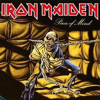 Iron Maiden - Piece Of Mind [Import Vinyl]