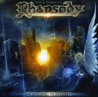 Luca Turilli's Rhapsody - Ascending To Infinity: Special Edition [Import]