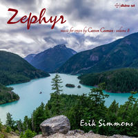 Erik Simmons - Organ Music 8 / Zephyr
