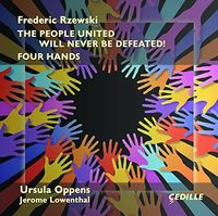 Francis/Sessions,Roger Thorne - People United Will Never Be Defeated
