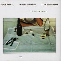 Terje Rypdal - To Be Continued [Import]