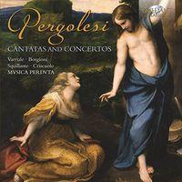 Musica Perduta - Cantatas & Ctos